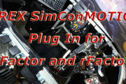FREX SimConMotion – rFactor 1 & 2 Plugin Out