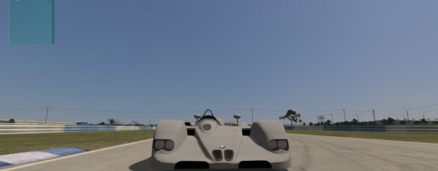 BMW V12 LMR for rFactor 2 – First Previews