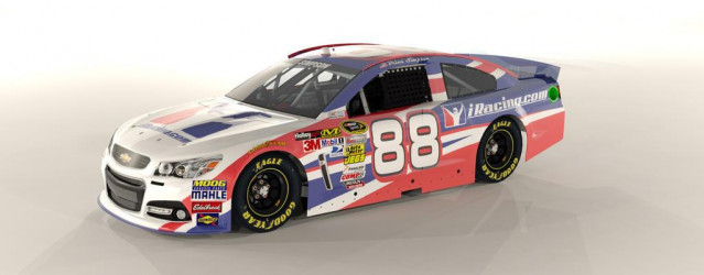 iRacing.com – Chevrolet G6 Sprint Cup Car Render