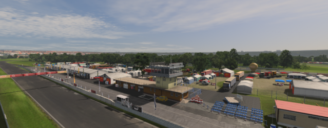 Poznan for rFactor 2 – Final Previews