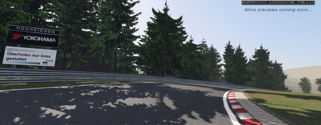Nordschleife for rFactor 2 – First Preview