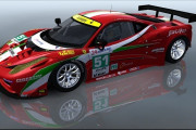 Ferrari F458 GTE for GTR2 1.0 – Released