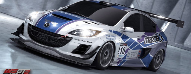 World Super GT 2 – New Mazda 3 Render