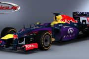 F1 2013 for rFactor 2 – Red Bull & Mercedes Previews