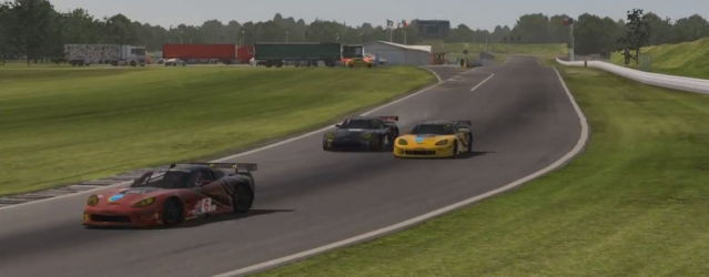 Poznan for rFactor 2 – New Preview Video