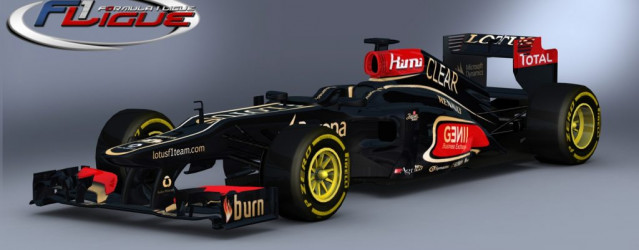 F1 2013 for rFactor 2 – Lotus & Ferrari Previews