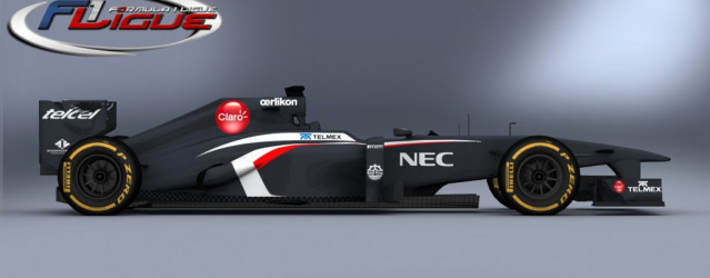 F1 2013 for rFactor 2 – Three New Cars Previews