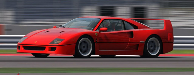 Assetto Corsa &#8211; New Ferrari Previews + Greenlight