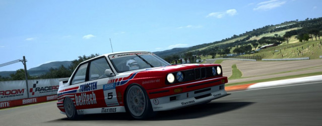 R3E – BMW M3 E30 Announced
