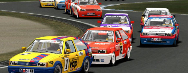 Volkswagen Polo G40 Cup 1.0 &#8211; Released