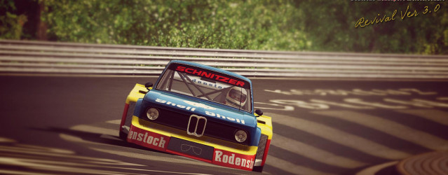 DRM Revival 3.0 – BMW 2002 Turbo Previews