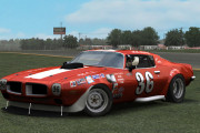 Pontiac Firebird by Team 21 – New In-Game Previews