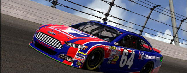 iRacing – Ford Gen6 NASCAR Available