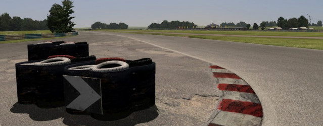 Croft 1.0 for rFactor – New Previews + Video