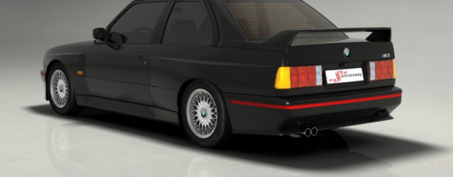 SimRaceWay – BMW M3 E30 Sport Evolution Available