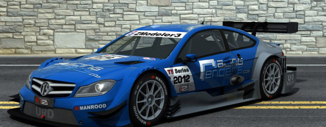 T5 Touring Car Series – Maures Renders