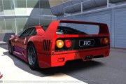 Assetto Corsa – New Ferrari F40 Previews