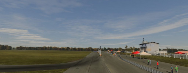 Putnam Park for rFactor 2 1.0 – Released