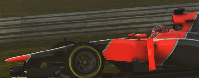 rFactor 2 – Marussia MR01 Released