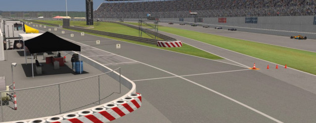 Nazareth Speedway for rFactor 2 1.0 – Released