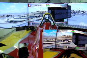 SRT &#8211; CXC Simulations Champ Car Simulator