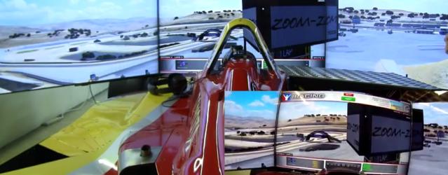 SRT – CXC Simulations Champ Car Simulator
