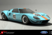 SimRaceWay – Ford GT40 MK1 Available