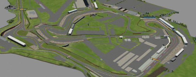 Silverstone for rFactor – New Progress Update