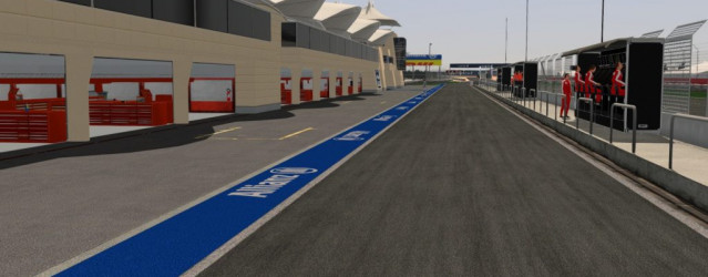 Bahrain for rFactor 2 – Lots of New Previews