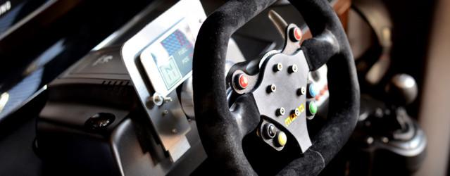 Quick Release Mechanism for Logitech Wheels