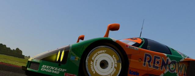 MAK Classic Cars Mod – More 787B In-Game Previews