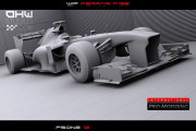 FSONE 2013 &#8211; Ferrari F138 Renders