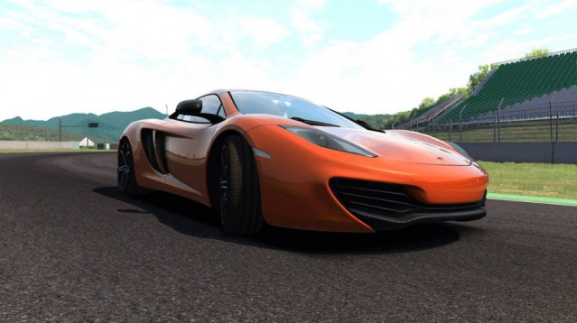 Assetto Corsa &#8211; Mclaren MP4-12C On Track Preview