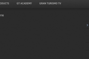 Gran Turismo 6 Surfaces on Polyphony Digital Website