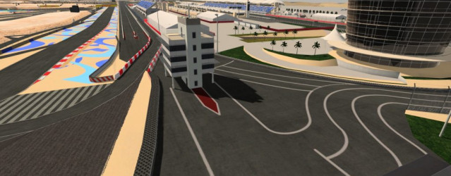 Bahrain for rFactor 2 – Comparison Preview