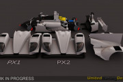 Endurance Racing X – New Prototype Render