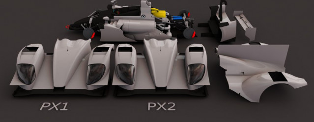 Endurance Racing X – New Prototype Render