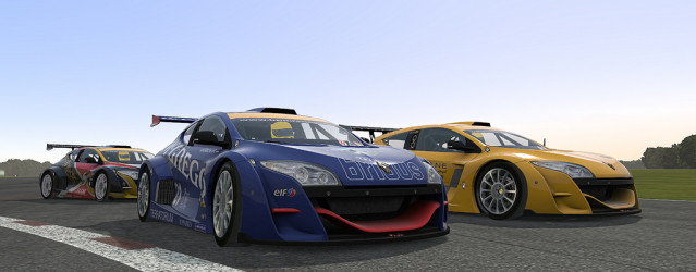 WSGT 2 – New Megane Trophy Previews & Update
