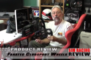 SimRacingReview – Fanatec CSW Long-Term Review