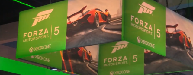 SRT – E3 Special & Forza Launch Party