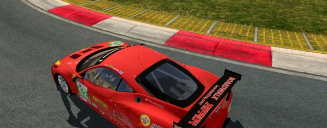Ferrari F458 GTE for rFactor 2 – New Previews