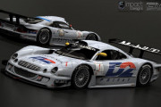 Mercedes Benz CLK-GTR for rFactor 2 – Released
