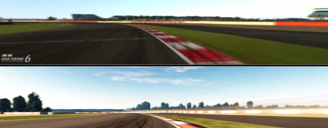 Project CARS vs. GT6 – Silverstone Comparison