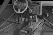 Assetto Corsa – BMW M3 E30 Cockpit Previews