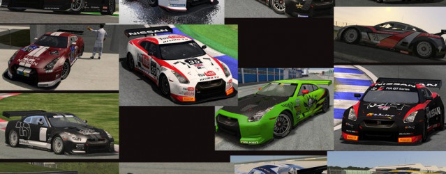 GT Cars Skin Packs for rFactor 2 – Released