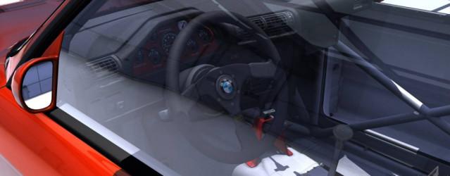 Assetto Corsa – More BMW M3 E30 Cockpit Previews