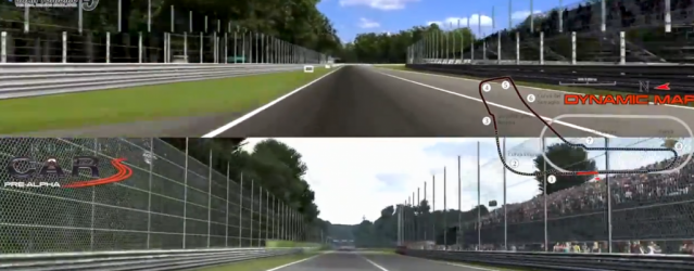pCARS vs. Gran Turismo 5 – Monza Comparison