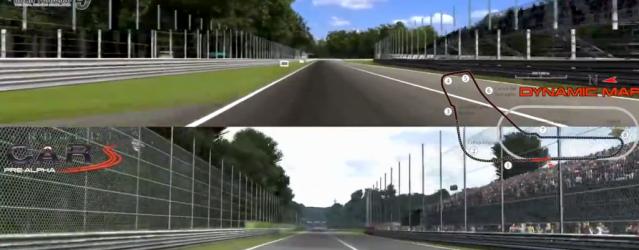 pCARS vs. Gran Turismo 5 – Monza Comparison
