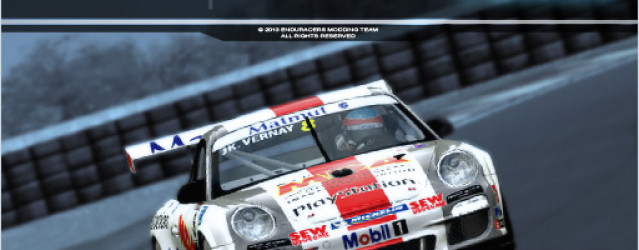 Endurance Series – Flat 6 Mod Released