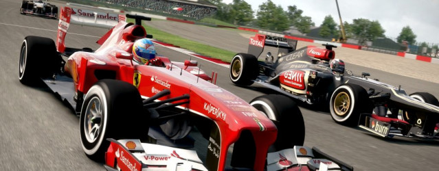 F1 2013 – Full Wheel Compatibility List Released